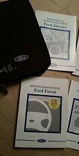 Ford Focus  Bordmappe Handbuch Betriebsanleitung Bordbuch Anleitung