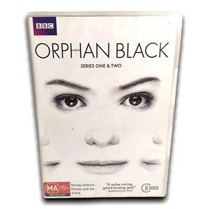 Orphan Black BBC TV Series DVD Seasons 1 & 2 - Region 4 DVD - Free AU Post
