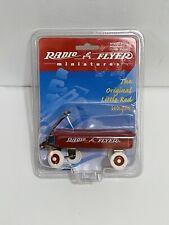 Radio Flyer Miniatures Model #1 Miniature Wagon The Original Little Red Wagon