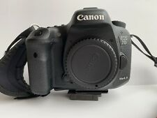 Canon EOS 7D Mark II  20.2MP Digital SLR Camera Body Only - Excellent Condition