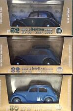 1/43 Brumm R30/32/62 Fiat 508C Berlina 1100 1937-39 x 3 Versions Used Cars Mint