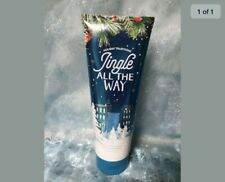 Bath & Body Works ~ JINGLE ALL THE WAY ~Body Cream - 8 oz RARE NEW