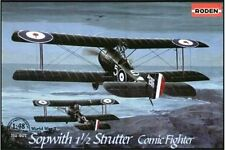 RODEN 407 1/48 Sopwith 1 1/2 Strutter Comic Fighter
