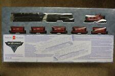 President's Choice 2-10-2 Big 10 Express Santa Fe Type Locomotive Cn Ho 1/87
