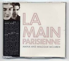 Malcolm McLaren and Amina Maxi-CD La Main Parisienne