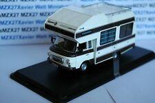CAMPING CAR BARKAS B1000 BLANC 1973 1/43 IST MODELS