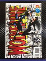 Marvel Wolverine #97 Singed by Adam Kubert