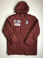 Circa 2007 italy Italia Team Issue Match Worn Winter Jacket With Sponsors