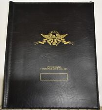 United States Commemorative Gallery Coin Folder