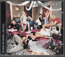 CD ALBUM 17 TITRES--SIMPLE PLAN--NO PADS NO HELMETS JUST BALLS--2003