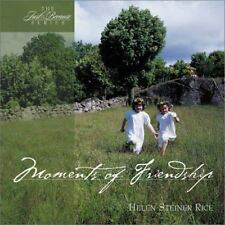 Moments of Friendship- A collection of poems by Helen Steiner Rice