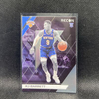 Rj Barrett RC Recon 2019-20 Panini Chronicles #290 New York Knicks