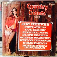 Various artists-Country Giants Vol.3 LP//NUDE/CHEESECAKE SLEEVE-SEXY!!!!!!!!!!