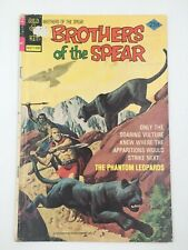 Brothers of the Spear #15 (1975) Gold Key Comics - The Phantom Leopards