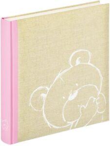 Walther Design Babyalbum Dreamtime, rosa, 28 x 30,5 cm