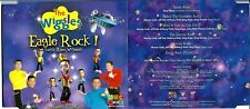 The Wiggles cd (5 tracks plus video clip)- Eagle Rock (with Ross Wilson)