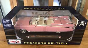 Cadillac Eldorado Biarritz 1959 1:18 Scale Detailed Die-cast Model Car Maisto