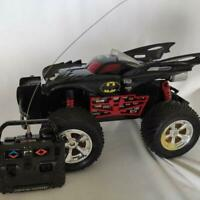 BATMAN RC Monster Truck with Remote Mattel Tyco 2003