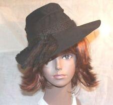 0dfa7223e2c Black Everyday Vintage Hats for Women