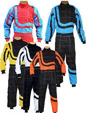 Karting/Course/Rallye compatible avec combinaison Adulte Coton polyester