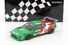 Bmw M1 Procar series 1979 Walkingshaw Racing Quester #50 1 18 Minichamps