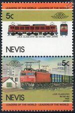 1968 Jnr clase Ef81 / ef-81 Ac/dc Electric Tren Locomotora Sellos / Loco 100