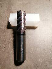 Fraise carbure 19,60 mm multidents  fraisage mécanique précision 6 dents