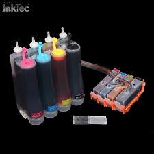 Ciss Inktec Encre Remplir L'Encre Kit de Recharge Rapide pour Hp 920XL Bk Y M C