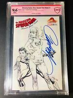 SPIDER-MAN RENEW VOWS #1 CBCS SS 9.6 J SCOTT CAMPBELL COVER (B) EXCLUSIVE