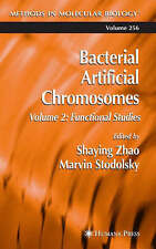 002: Bacterial Artificial Chromosomes: Volume 2: Functional Studies-ExLibrary