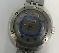 Vintage 1970's Benrus Citation Dive Watch