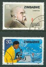 Single Zimbabwean Stamps (1965-Now)