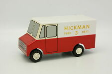 SNAP ON Ralstoy 22 1/43 - US Truck Fire Dptmt Pompiers Hickman