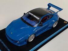 1/18 Porsche Decals for GT Spirit Porsche 911 Slant Nose  GT222  hood and wheels