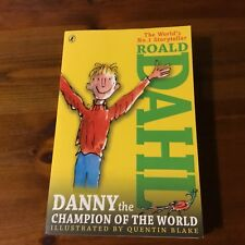 Danny the Champion of the World by Roald Dahl (Paperback, 2013)