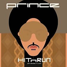 PRINCE HITNRUN PHASE TWO CD - NEW MAY 2016 (HIT N RUN PHASE 2)