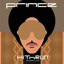 PRINCE HITNRUN PHASE TWO CD - NEW MAY 2016 (HIT N RUN PHASE 2)