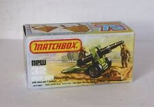 Repro Box Matchbox 1:75 Nr.32 Field Gun