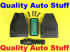 NEW 16-Pin Universal Automotive OBD2 Port Tool Adapter OBDII Connector Male Plug