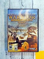 Full Spectrum Warrior Ten Hammer PC CD-ROM Game Complete US Army Military Combat