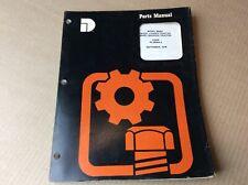 Dresser 3500a Wheel Loader Tractor Backhoe Shop Parts Catalog Manual