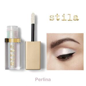 Stila Glitter Eye Shadow Perlina, Magnificent Metals & Glow Liquid