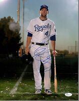 Alex Gordon Signed Autograph 11X14 Kansas City Royals MLB SA39150 (PH4647)