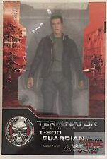"""T-800 GUARDIAN TERMINATOR GENISYS Neca Reel Toys 7"""" INCH 2015 ACTION FIGURE"""