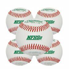 5 Dozen (60 Balls) Diamond Dol-1 Hs Official Baseball Nfhs Nocsae High School
