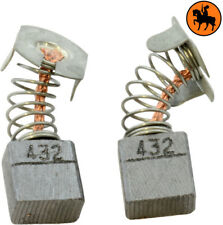 NEW Carbon Brushes MAKITA BHR202RFE hammer - 7x10.5x10.9mm