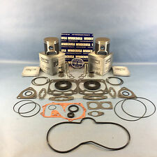 NEW POLARIS 500 SPI PISTON SETS COMPLETE GASKET KIT 2000-2007 RMK XC SP CLASSIC