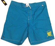 Mens Ralph Lauren Polo Swim Trunks Board Shorts NWT M Med  M XL XXL turquoise