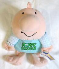 """Ziggy Hoppy Easter Plush Bean Bag Toy NEW 14"""" Tom Wilson Kellytoy"""