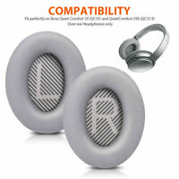 Replacement Ear Pads Cushion Cover for QuietComfort QC35II QC35 Bose Headphones